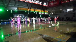 Happy Dancers Baltic Cup | Disco Dance Solos Children Beginner | Preliminaries | Group 1