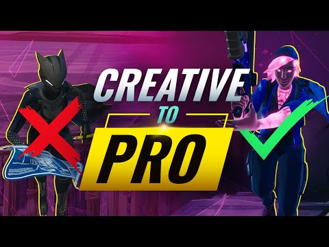 How to Bring Your Creative Skills Into Real Matches! - Fortnite Tips and Tricks