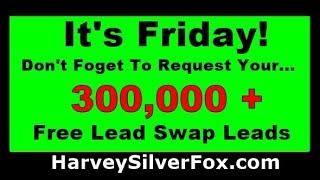 🤑It's Friday Opportunity Seeker Lead Swap Day | ⭐My Lead Gen Secret Training Review 🌶️