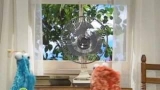 Sesame Street Martians Discover a Fan
