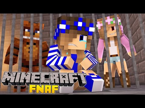 Minecraft-FNAF-EVIL LITTLE KELLY CLONES LITTLE CARLY!!