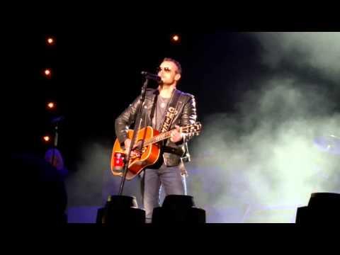 Eric Church - Thunder Road (Raleigh, NC 10/18/15)