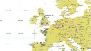 EU714L - Пиренейский полуостров - Азорские острова - Канарские острова