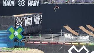 Clay Kreiner wins Skateboard Big Air bronze | X Games Minneapolis 2017
