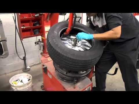 Honda Techxpert Tire Repair