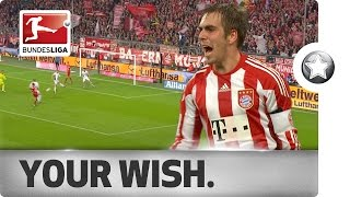 ► sub now: http://redirect.bundesliga.com/_bwbdyou asked to see every bundesliga goal from philipp lahm and that's just what we've got for you! there may onl...