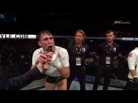 Darren Till After FIGHT NIGHT In Liverpool Interview