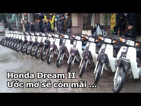 Huyền thoại Honda Dream II vẫn là ước mơ của người chơi xe - Xuan Duy