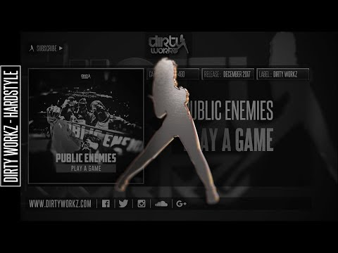 Public Enemies - Play A Game (Official HQ Preview)