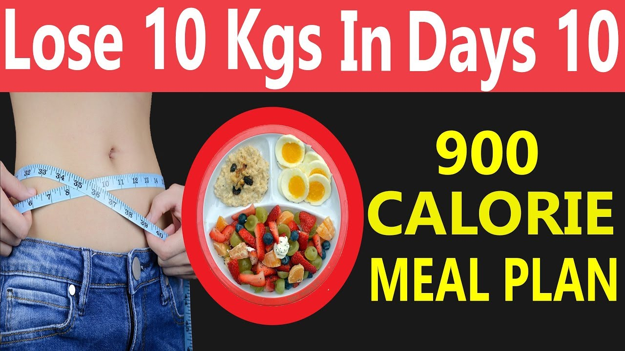 900 Calorie Diet Indian how to lose weight fast 10 kgs in 10 days (900 calorie diet
