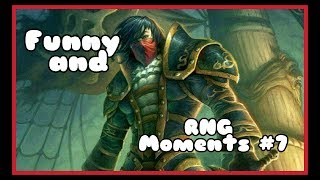 Hearthstone - Funny and RNG Moments #7