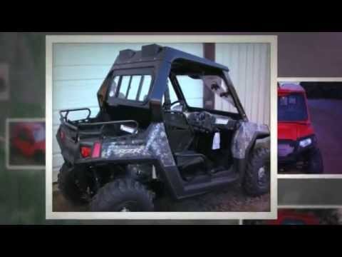 Polaris Rzr Hard Utv Cab Enclosure By Wide Open Company