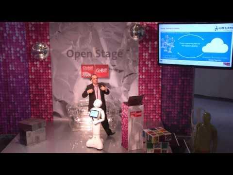 Talk -  Nicolas Boudot, Aldebaran SoftBank