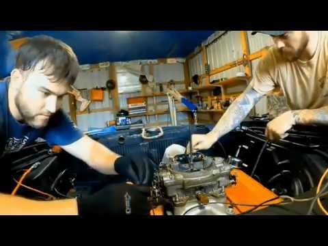Ratty Muscle Cars Ep: 1, 'Cuda on Power Tour