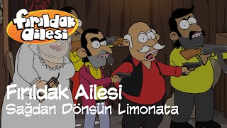 Sağdan Dönsün Limonata   Fırıldak Ailesi (1. Sezon 13. Bölüm)