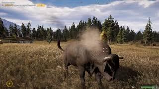 Far Cry 5: Коровы (Прохождение PS4 Pro)