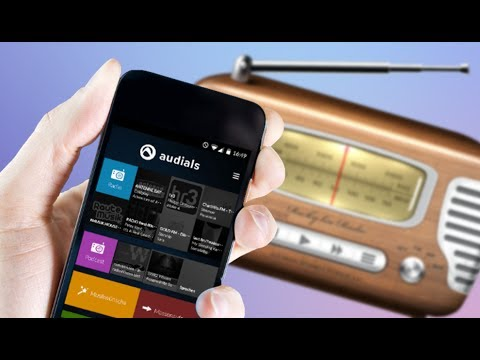 Zmień iPhone'a w RADIO za darmo! | Audials Radio