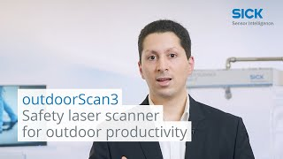 Creating Safe Productivity: outdoorScan3 safety laser scanner - outdoor productivity | SICK AG