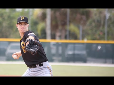 Pirates SP Prospect James Marvel Throwing Live BP