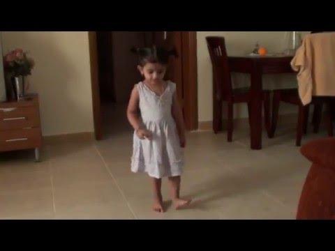 Aadhirai Kumar Cute Dance
