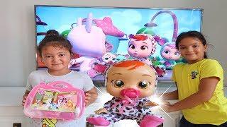Sihirli Bebeğim! Kids Play With the Cry Babies Magic Tears