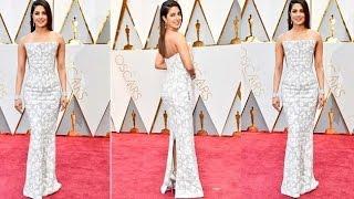 Oscars 2017: Priyanka Chopra loos like a vision in white
