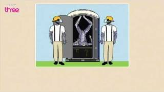 Bathroom Injuries - Bizarre ER Series 3 - BBC Three