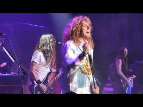 Whitesnake Live in Buenos Aires, Argentina - Bad Boys/Slide It In/Love Ain´t No Stranger- 16/9/2016