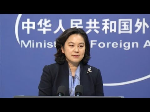 China refutes CIA, ASIO accusations from US and Australia
