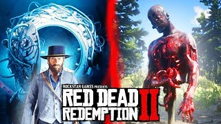 New Mysteries Found in Red Dead Redemption 2