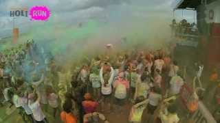 VIDEO OFICIAL Holi Run Madrid 2013