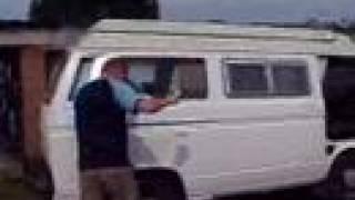 T25 VW Camper paint roller - 80/90 club