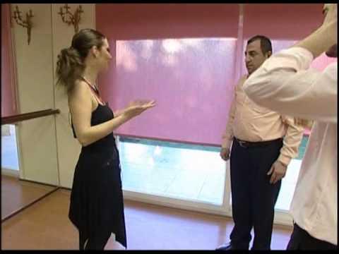 Arzum Gültekin TV program dans dersi (yarışma)