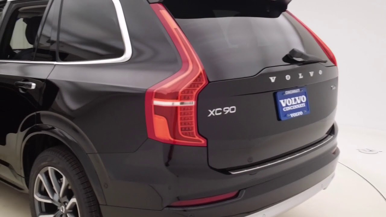 Volvo Cincinnati East Xc90 Momentum 513 271 3200