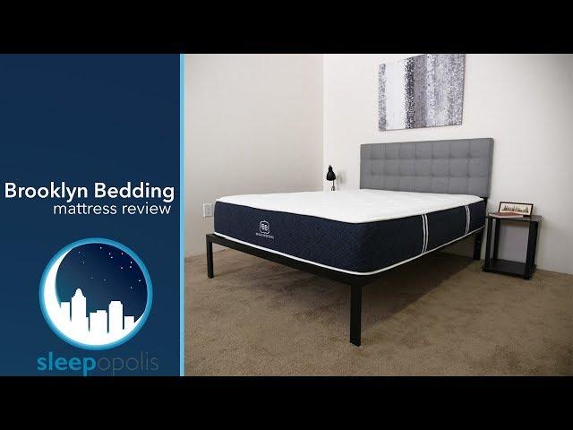 Brooklyn Signature Mattress Review New Hybrid Better Bed