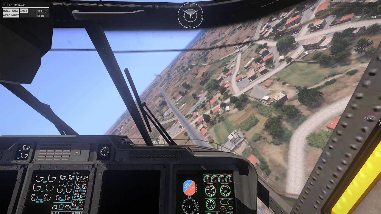 ✖ Arma 3 » Pilot Civilian Air Rescue