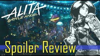 Alita Battle Angel: Movie Review (Movie Spoiler Version)