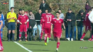Kr Liga A Nrh Gr1 Saison 2017 18 SP18 SC Türkiyemspor Essen vs  VFB Essen Nord 4 3 2018