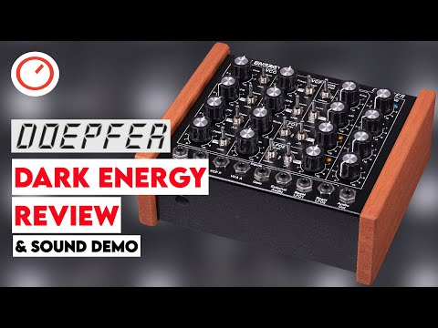 Doepfer Dark Energy MK3 Review - The Father Of All Budget Analog Synthesizers | SYNTH ANATOMY