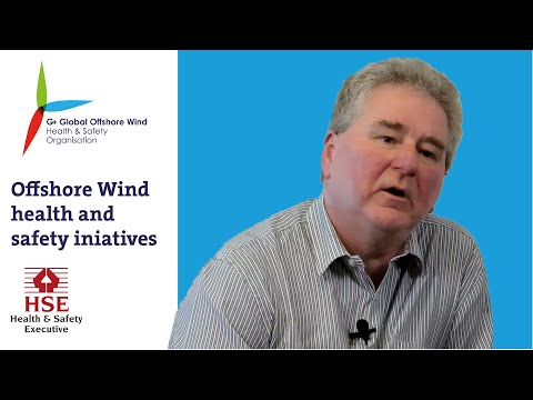 Offshore wind health and safety initiatives