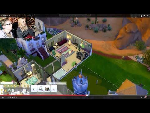 30# The Sims 4 - Robimy latający pokój dla bliźniaczek!