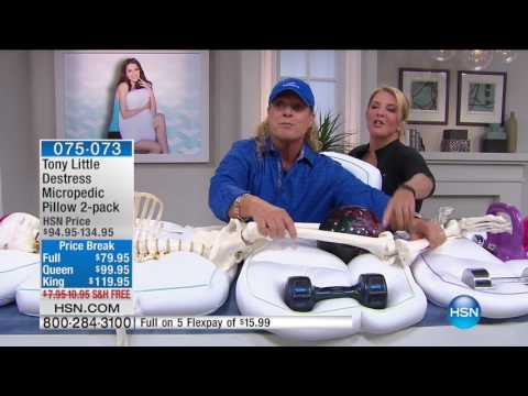 HSN | Tony Little Health and Wellness 01.22.2017 - 11 PM
