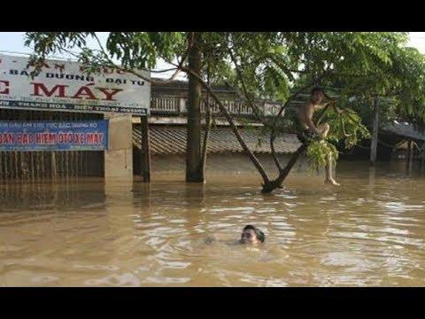 54 dead, 39 missing in Vietnam floods & landslides
