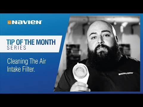 Tip of the Month: Cleaning the Air Intake Filter