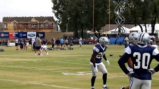 Dallas Cowboys Trainging Camp 2017