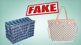Сумка Louis Vuitton. Как отличить подделку от оригинала? Iriska Fashion Lab