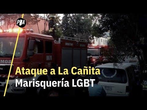 Atacan La Cañita, una marisquería y bar LGBT