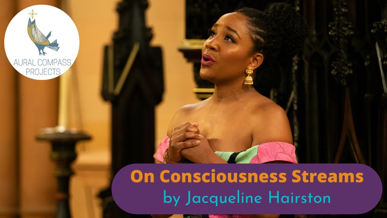 Jacqueline Hairston: On Consciousness Streams