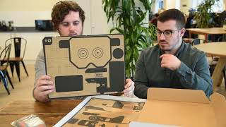 Nintendo Labo unboxing: Is the Switch cardboard kit worth £70?