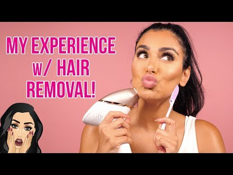 My Experience With Hair Removal